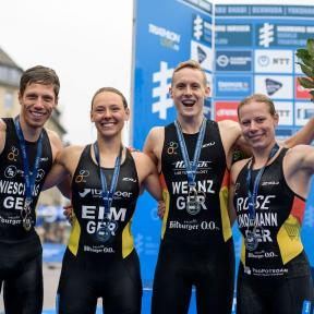 Mixed Team Relay, ITU World Triathlon, 07.07.2019