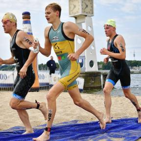 Die Finals - Berlin City Triathlon 2019