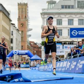 ITU World Triathlon Series Hamburg,14.07.2018
