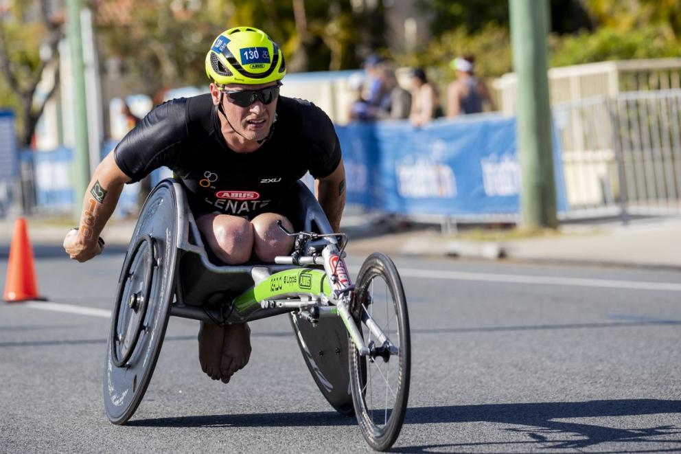 ITU World Triathlon Grand Final Gold Coast