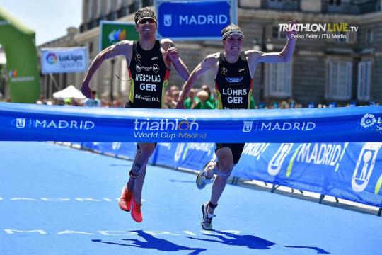 2019 Madrid ITU Triathlon World Cup