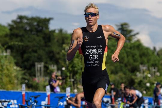 ITU World Triathlon Grand Final - Lausanne