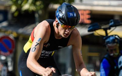 Sprintrennen Junioren Grand Final in Lausanne - ITU World Triathlon Series, 30.08.2019